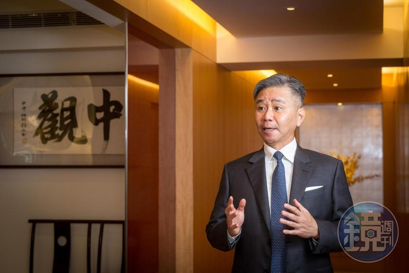 JM Eagle董事長王文祥暢談台塑當前管理制度。