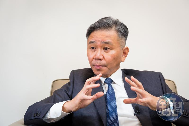 JM Eagle董事長王文祥接受本刊專訪,強調自己是台塑已故創辦人王永慶的孩子,有責任回台塑集團。