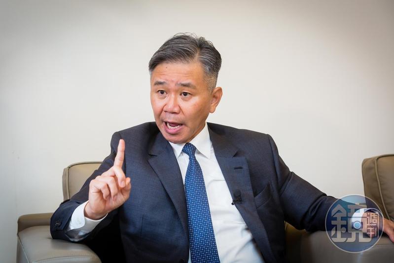 JM Eagle董事長王文祥堅持,14年官司拒絕和解,是為了捍衛父親王永慶一生的名譽。