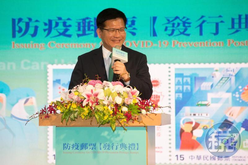 交通部長林佳龍希望能讓效果「保溫」,爭取補助方案延長到10月底。(本刊資料照)
