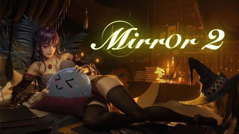 知名成人遊戲續作《Mirror 2》宣告募資失敗。(翻攝自Steam)