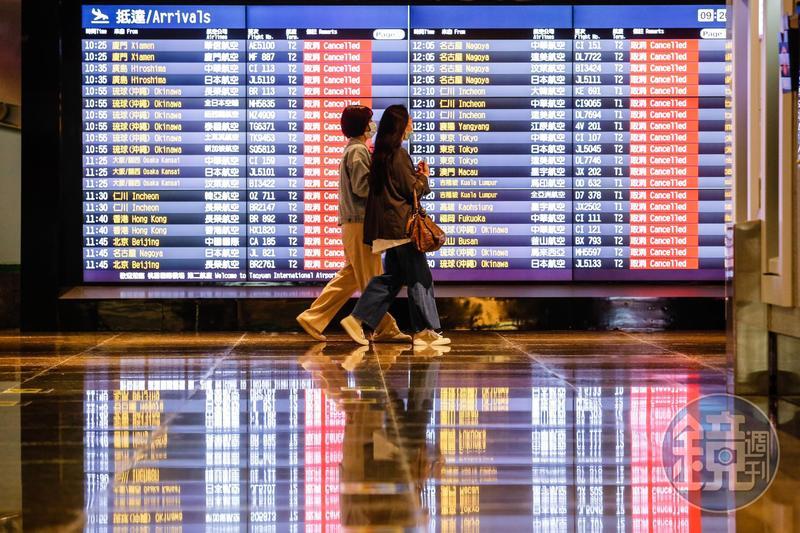 配合疫情指揮中心考量,觀光局宣布旅行社出入團禁令「無限期延長」。(示意圖)