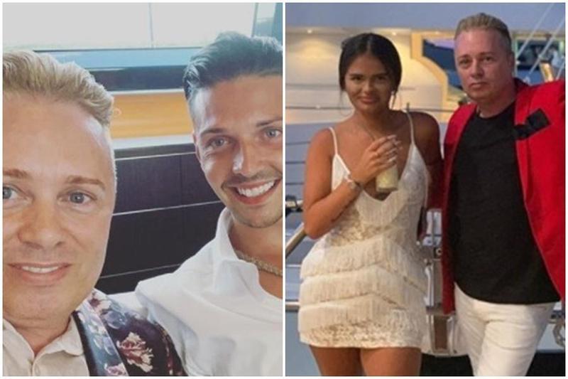億萬富翁巴洛將與女兒的前男友斯考特結婚。(翻攝自donbarrie IG)