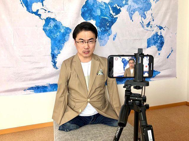乙武洋匡近日進軍娛樂圈,5月開始拍攝自己的YouTube影片。(翻攝自乙武洋匡Instagram)