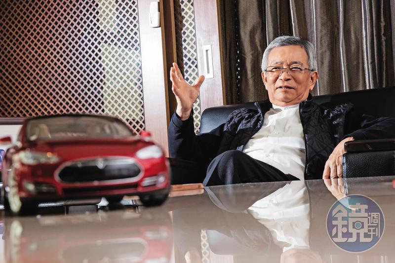 和大董事長沈國榮近期買進巧新股票,目前市場派共掌握14%股權。