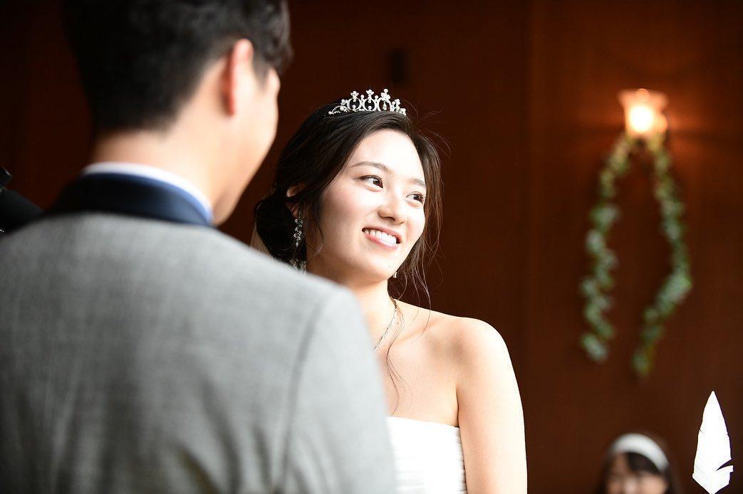 濱崎麻莉亞才在節目中結婚就傳出死訊,死因引發各種猜測。(翻攝自西片圭佑IG)