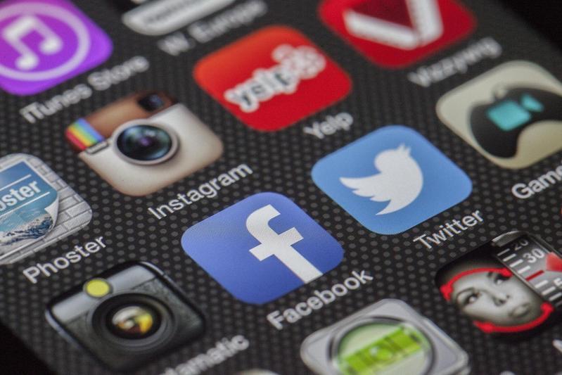 臉書近期計畫推出新App,但在iOS的上架申請卻遭到蘋果駁回。(翻攝自Pixabay)