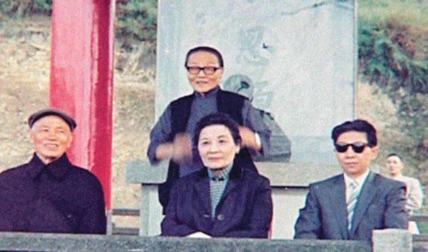 孔二小姐深獲蔣宋美齡喜愛,在蔣家政權的年代可說是權勢滔天。(翻攝自網路)