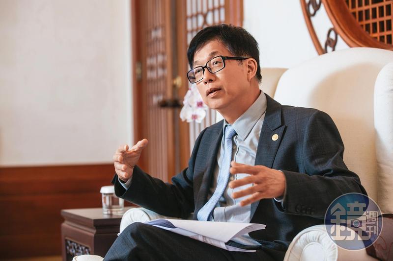 林育生做足功課,一上任就將圓山飯店的競爭力定調在「文化元素」。
