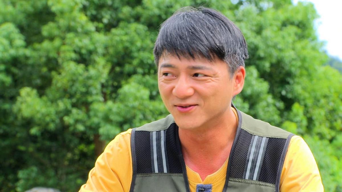 藍葦華遭蘇晏霈爆料,最愛在拍攝現場直接脫衣露點示人。(民視提供)