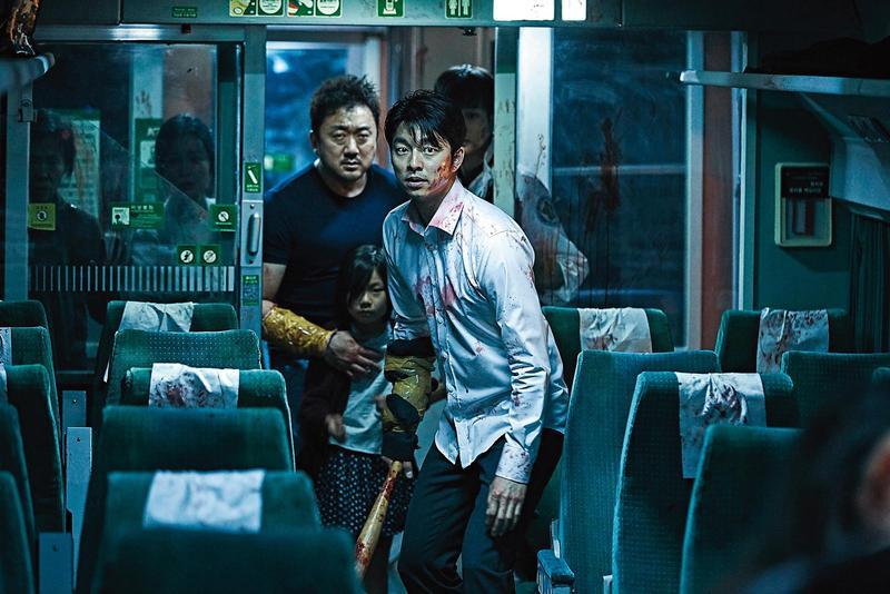 《屍速列車》在台開出票房佳績後,有更多片商開始引進韓國電影。(車庫娛樂提供)