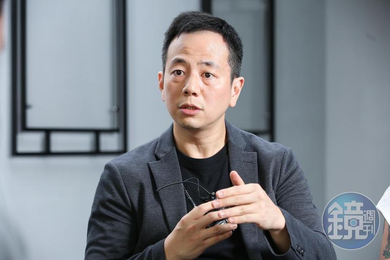 車庫娛樂創辦人張心望希望能拿韓國「泛亞太內容基金」來投資台灣電影。