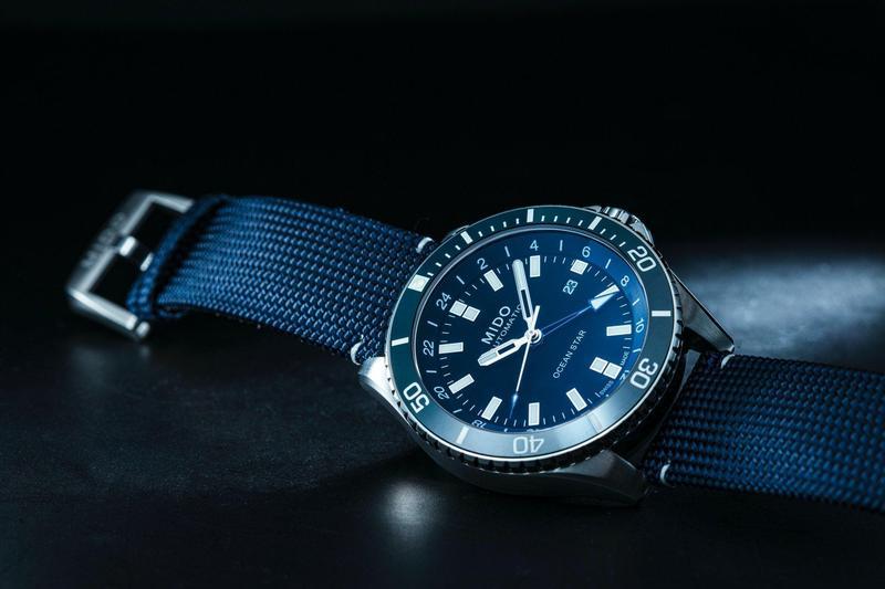 MIDO美度今年發表的Ocean Star GMT海洋之星二地時間潛水錶,因為擁有陶瓷錶圈、二地時間功能與長動力機芯,C/P值高到爆表,而再一次在業界引起話題。