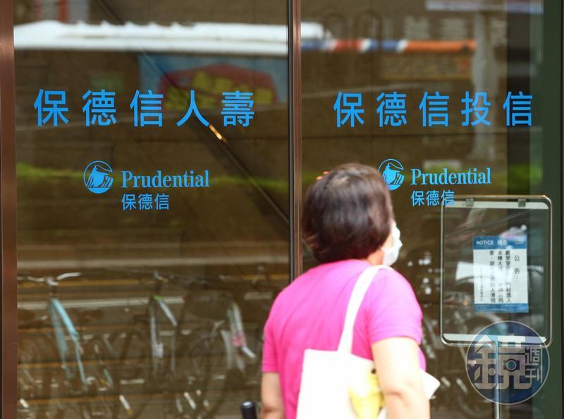 吳東亮為趕在年底前成功收購保德信人壽,近來積極替政府想解套方案。