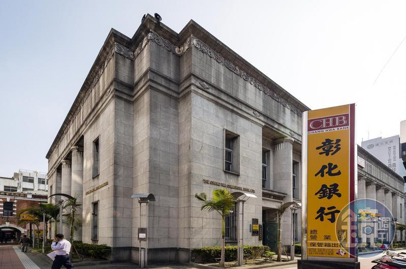 彰銀是國內百年老行庫,資產豐厚,讓吳東亮一直捨不得放手。