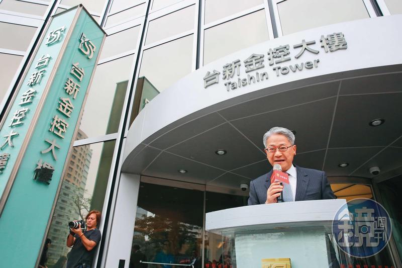 吳東亮為趕在年底前成功收購保德信人壽,近來積極拜訪行政院和財政部。