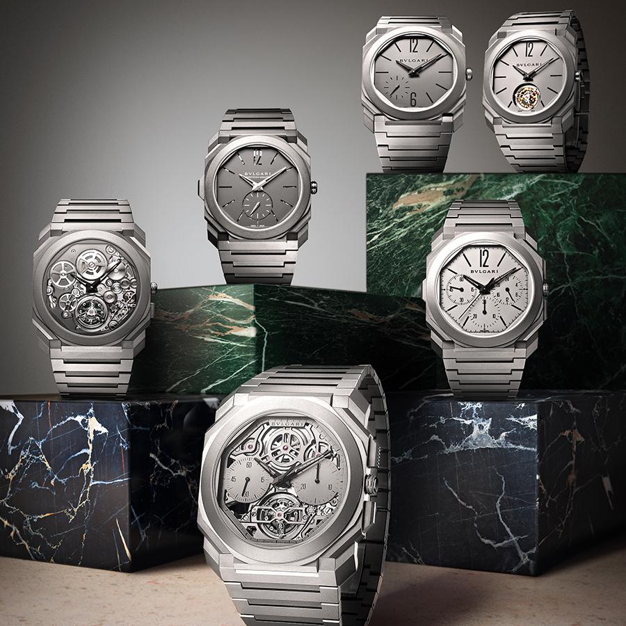 從2014年開始寶格麗在超薄領域勢如破竹,到了今年已是第六度打破製錶界的超薄紀錄,之後的Octo Finissimo會推出哪些超薄驚喜也非常讓人期待。