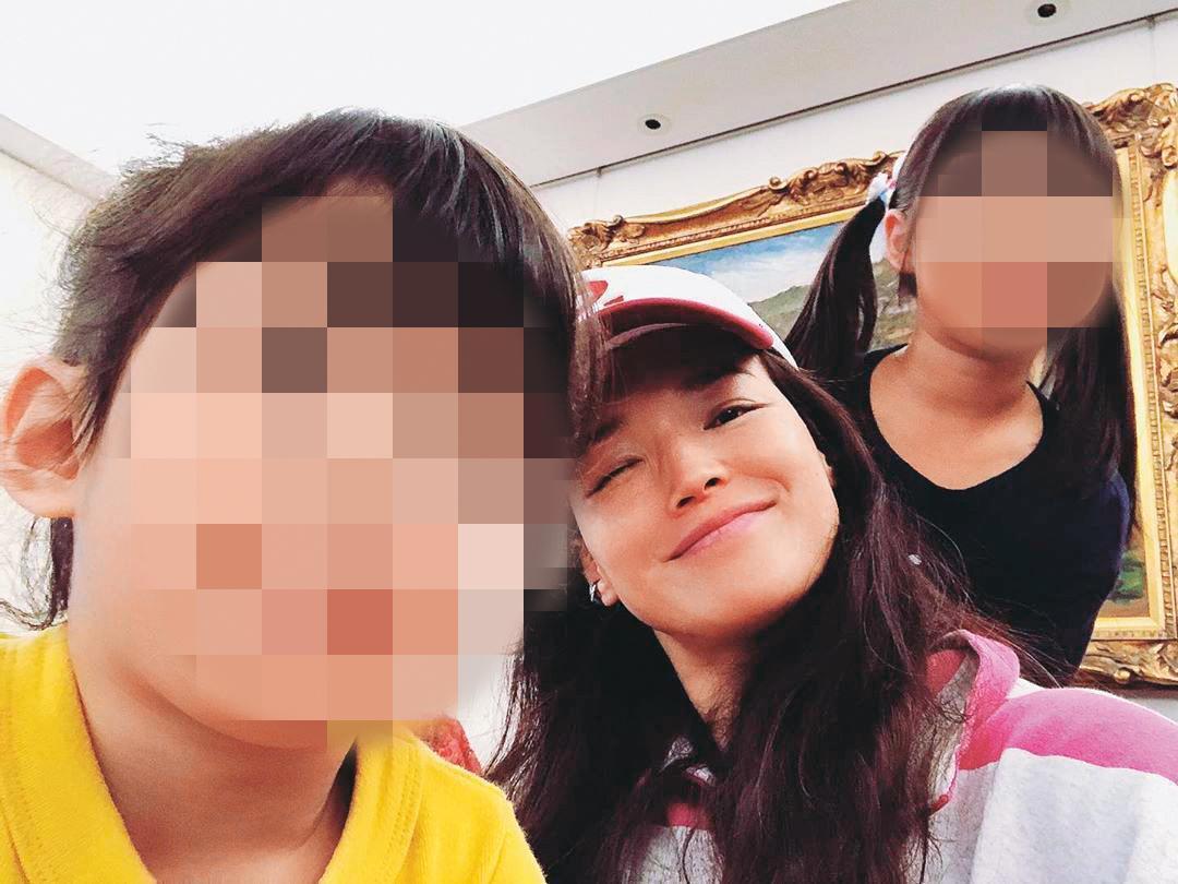 舒淇喜歡小孩,之前跟姪輩玩樂的照片被她貼上網,不過她還沒有懷孕消息。(翻攝自舒淇IG)