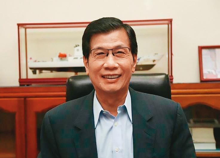 資深檢察官、前海巡署長王崇儀也在買股名單上。(海巡署提供)