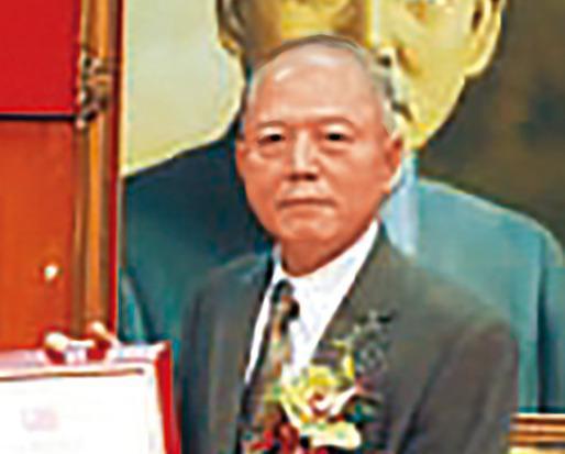 林奇福是翁茂鍾3億元債務案最高院承審庭長,他分案當天即與翁見面,後來翁如願勝訴。(翻攝司法周刊)