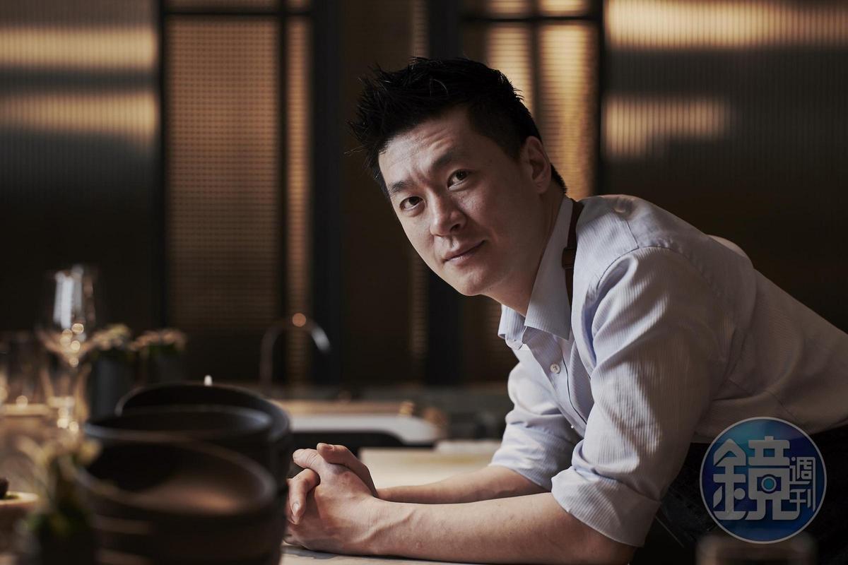 「Impromptu by Paul Lee」主廚李暭本身極熱愛調酒,對調酒搭餐頗有心得。