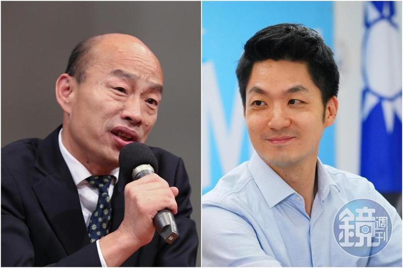 王世堅認為,韓國瑜除了「帥」以外,其他蔣萬安有的條件韓國瑜都有。