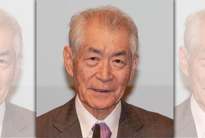 日本免疫學家本庶佑為2018年諾貝爾醫學獎得主之一。(翻攝自wiki)