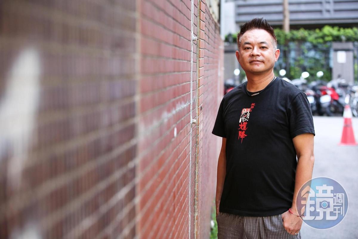 《粽邪》系列監製鄒介中是虔誠的佛教徒。