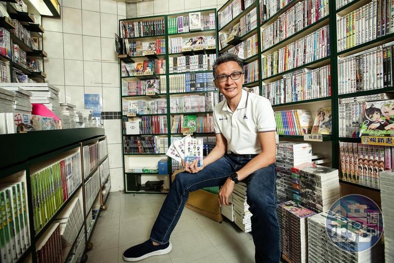 蛙蛙書店老闆陳肇偉表示,客人還是支撐書店的最大動力,也希望會員可以持續給書店力量。