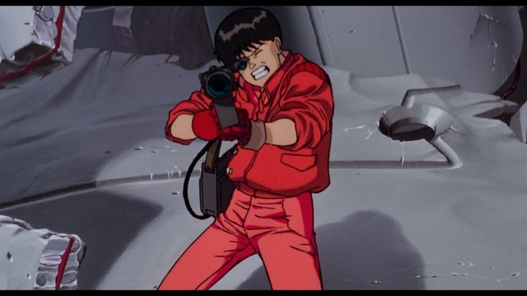 日本經典動畫片《阿基拉》今年6月推出數位修復版本,粉絲也買票力挺。(車庫娛樂提供)