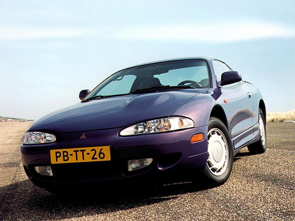 帥氣的Eclipse是車迷絕對不會遺忘的雙門跑車。