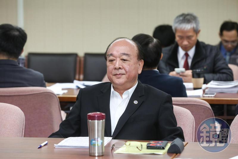 中國國民黨立法委員吳斯懷信心喊話,要對中華民國的民主自由有信心。(本刊資料照)