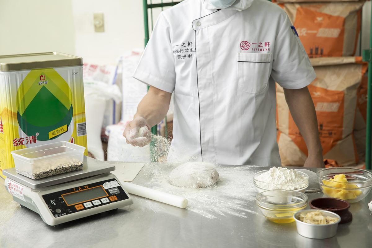 一之軒嚴選統一麵粉與統清植物油作為純素麵包原料,是麵包美味的關鍵,也符合品牌與地球環境永續共好的理念。