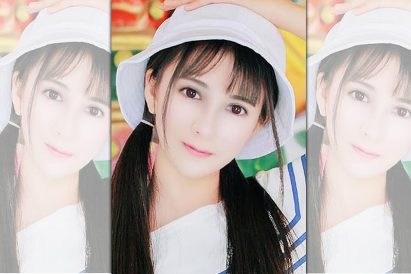 鄭艷麗曾是90年代知名豔星,曾被香港《壹週刊》直擊在麥當勞打工,時薪約125元台幣。(翻攝自鄭艷麗臉書)