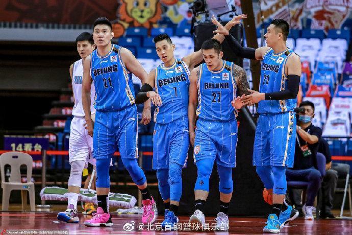 林書豪今天宣布新球季將不會重返北京打球,原東家北京首鋼送上祝福。(翻攝自北京首鋼籃球俱樂部微博)