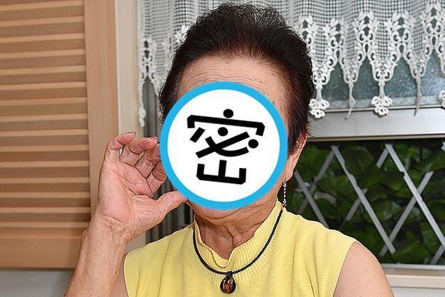 小笠原祐子81歲入行拍AV,今年要滿85歲的她透露想多拍些作品留下紀念。(翻攝自《DAILY新潮》)