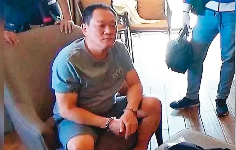 毒梟林孝道擁有船隊運毒,連菲律賓反叛軍也暗中以火力護航。