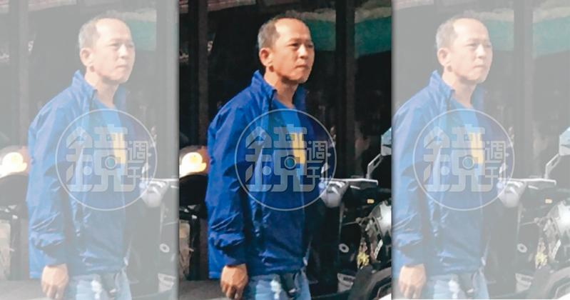 本刊取得黃大彰日常穿著樸素的照片,看似鄰家大叔,未料竟是台灣最大咖毒梟。