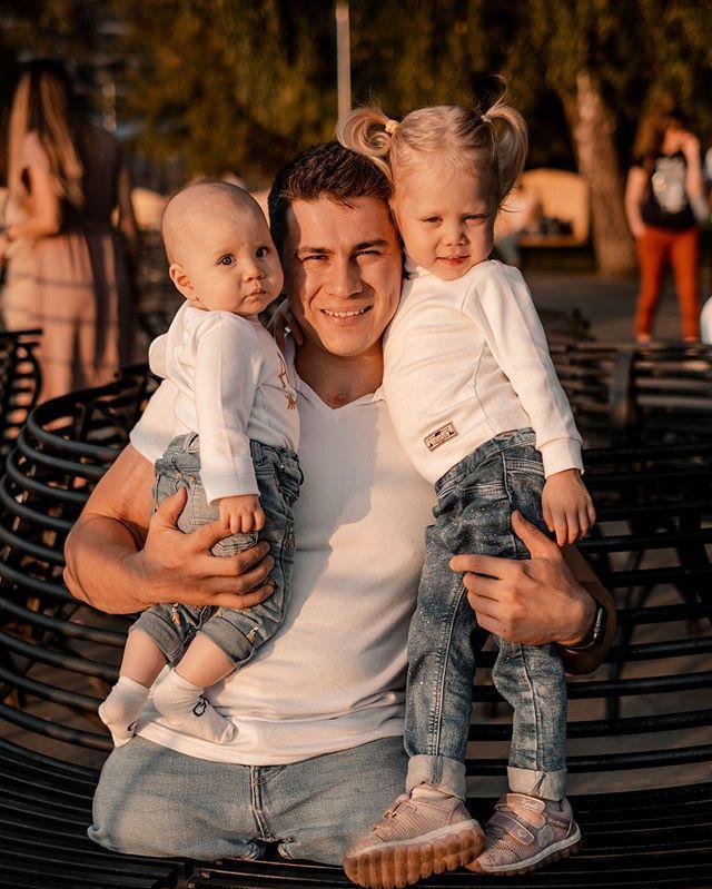 納比耶夫克服萬難攻頂,除了是對自己的期許,更是希望兒女能以他為榮。(翻攝自納比耶夫IG)