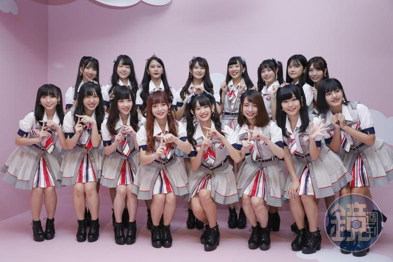 女團AKB48 Team TP出道邁向2週年,推出第4張單曲〈嗚吼嗚吼吼〉。