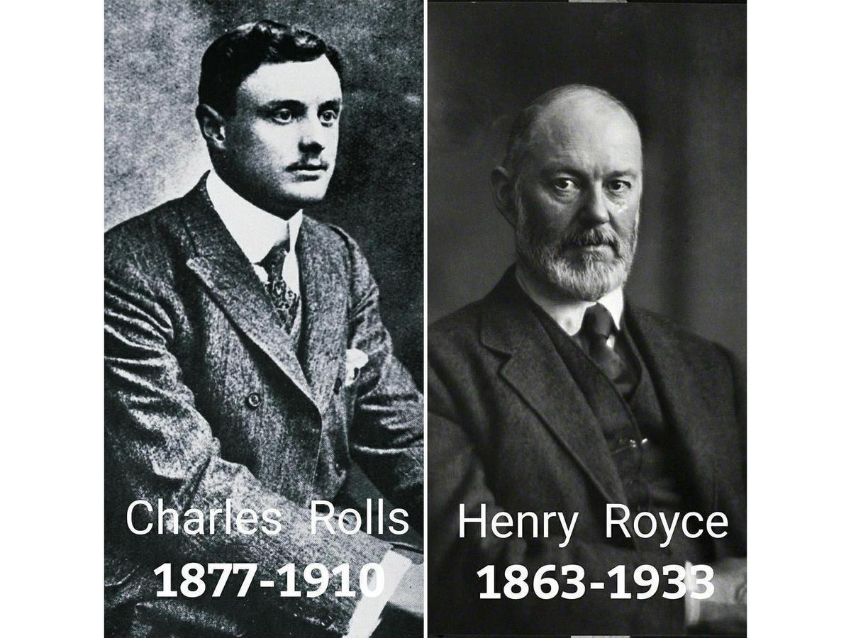 因為Henry Royce造出了一部很棒的車,所以兩人達成一個協議,Henry Royce負責生產汽車,Charles Rolls則負責銷售,同時合約中還有一個條款規定新車命名為「Rolls-Royce」。