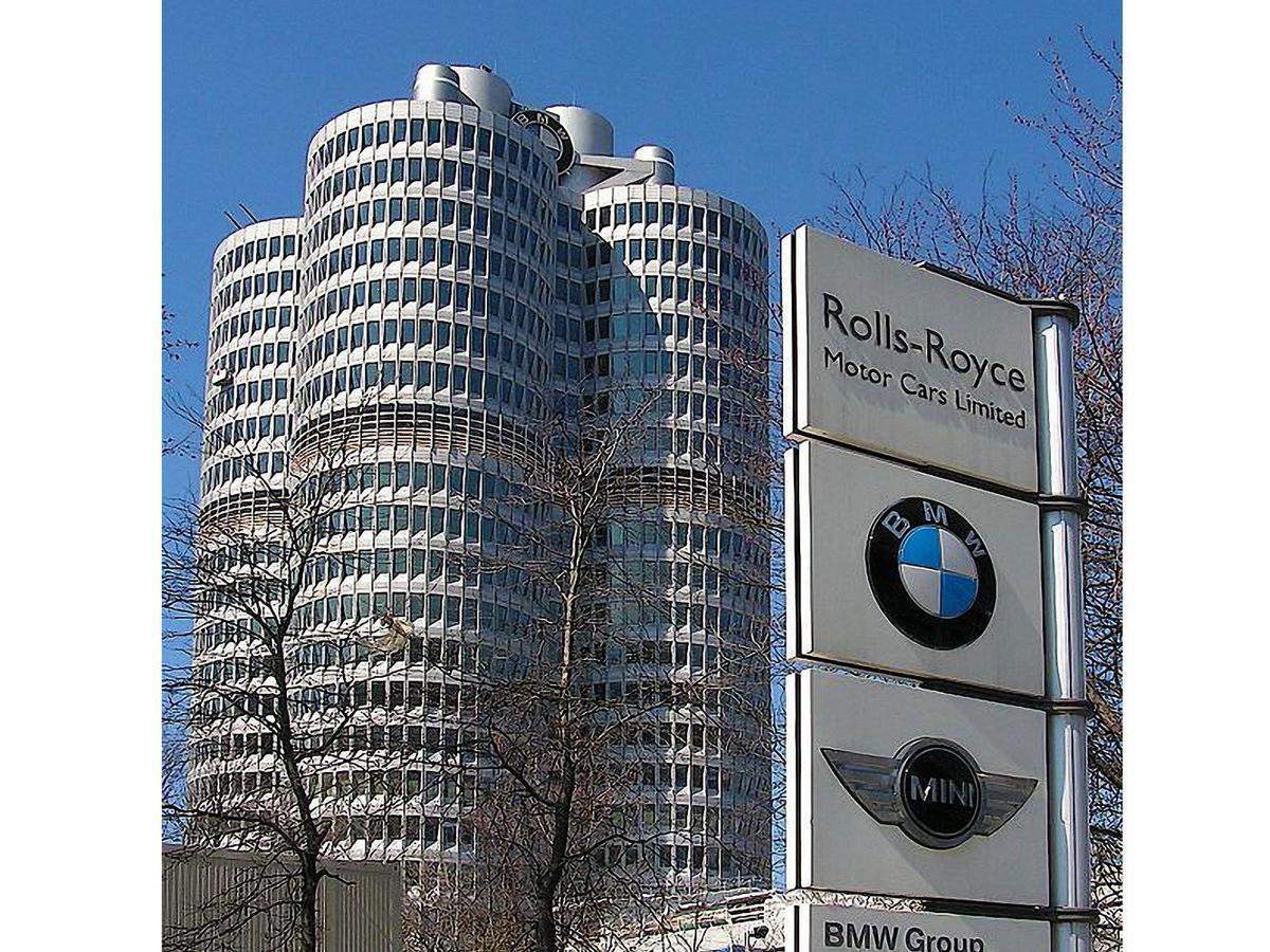 2003年後,Rolls-Royce正式成為BMW集團下的一員。