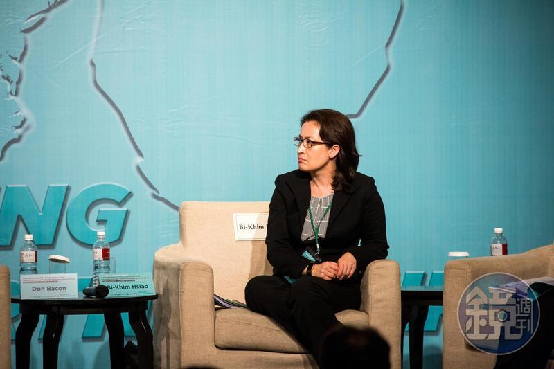 針對美國國務次卿克拉奇訪台未列經濟對話,蕭美琴回應了。(本刊資料照)