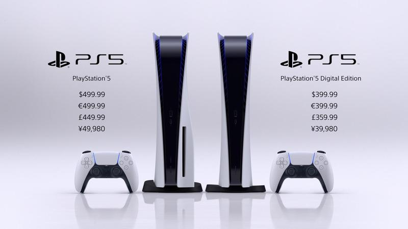 Sony PlayStation 5終於在17日凌晨發表,XBox Series也將開放預購,據本刊調查,兩大新遊戲機能否大量交貨,關鍵都在台灣廠商手裡。 (PlayStation提供)