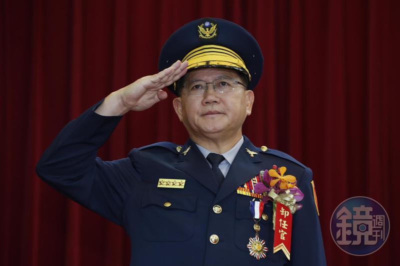 海巡署長陳國恩主動請辭獲准。(本刊資料照)