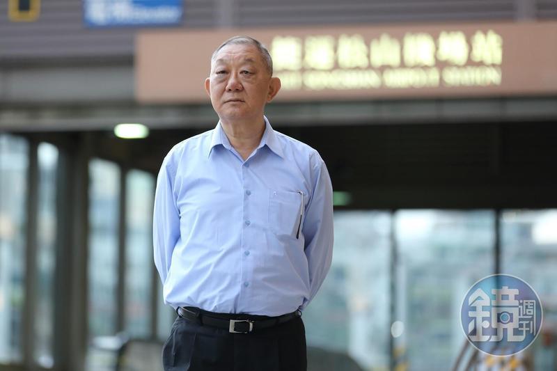 陸耀祖做事思考周延,決定投標桃園機場案子時,就先在附近設立辦公室做好準備。