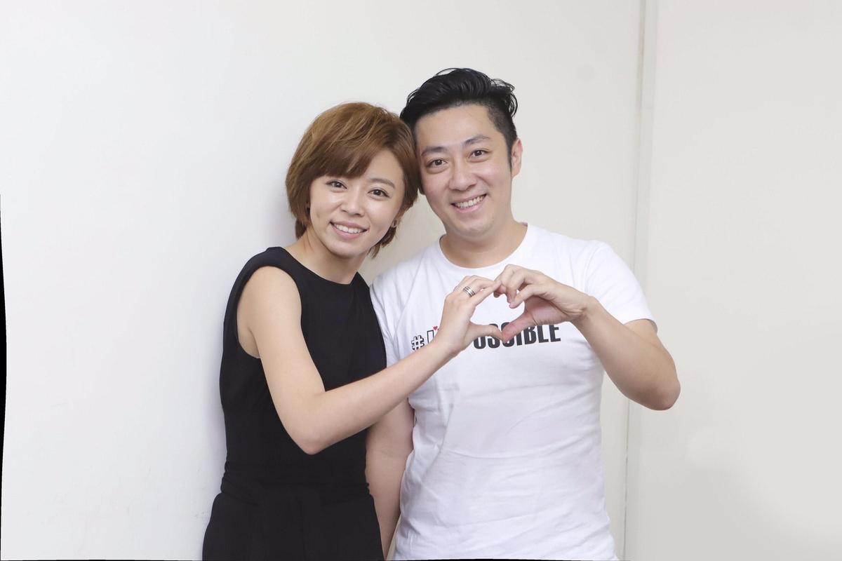 艾成自曝與王瞳結婚2個月尚未開機。(民視提供)