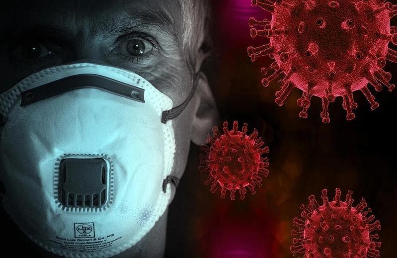 匈牙利研究團隊發現,新冠病毒不僅耐高溫、彈性驚人,甚至還能自癒及變種。(pixabay)