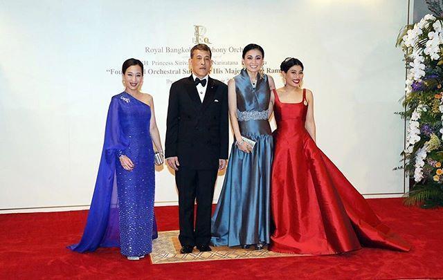 泰王被爆料每月揮霍超過新台幣600萬元,若加上身邊妻妾費用,數字更加驚人。(翻攝自thairoyalfamily IG)