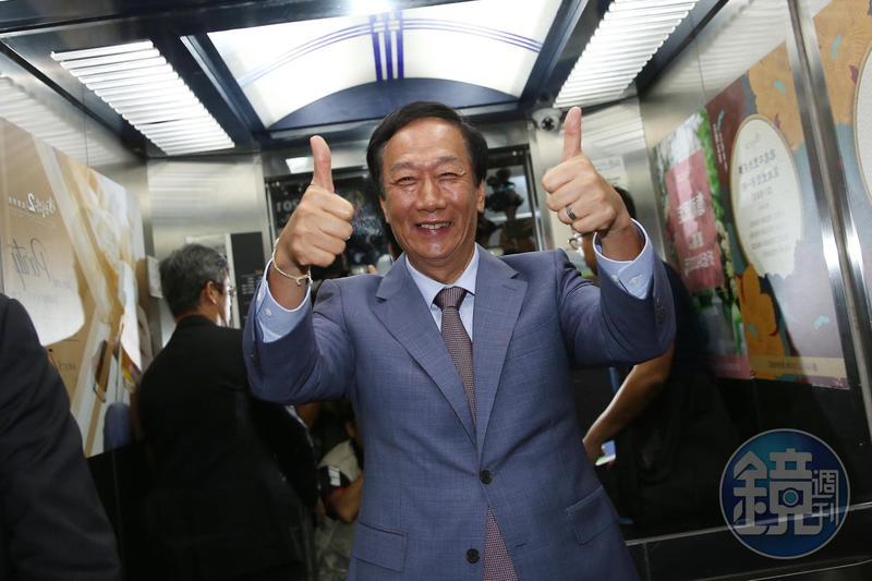 鴻海今年股東會喊出「3+3」轉型,10月16日首度舉辦「鴻海科技日」,被視為鴻海送給郭董的生日大禮。